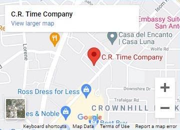 CR Time company location