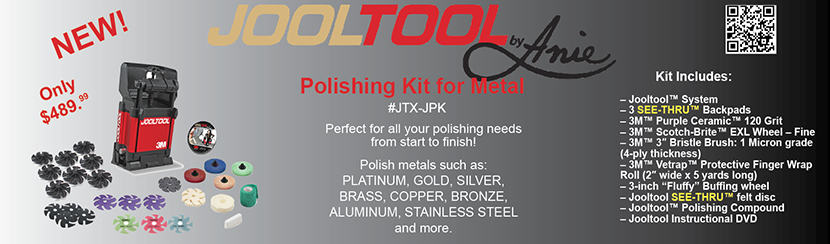 JoolTool Watch Finishing