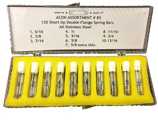 SPR BAR, 1.50mm SHORT TIP KIT