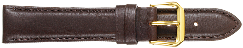 STRAPS, LEATHER #331 20mm BRN WB STR 331.2.20R
