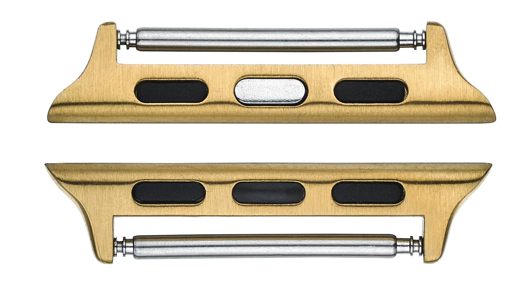 BAND, APPLE CONNECTOR-42mm YEL