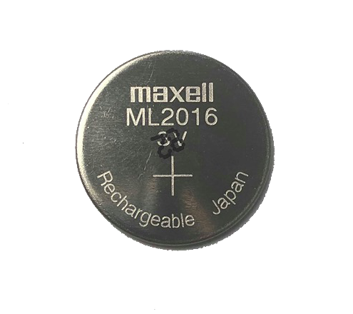 LI-ION RECHARGEABLE MAXELL