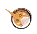 CITIZEN CAPACITOR FOR 8637