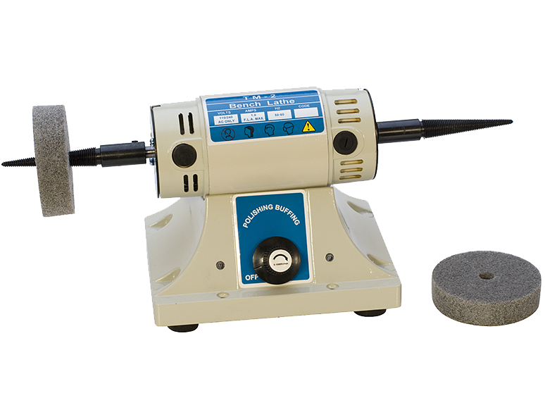 POLISH, BENCH TOP POLISHER T1 EUR POL 260.00
