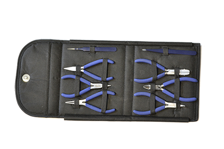 PLIERS, COMPLETE TOOL SET  8pc T1 GRO 46.395