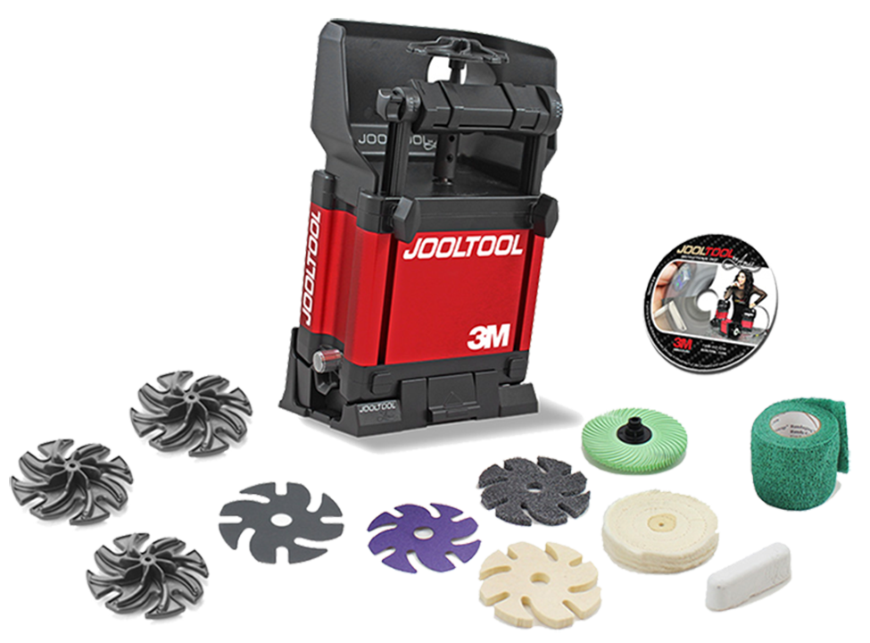 JOOLTOOL, METAL POLISHING KIT T1 JTL JTX-JPK