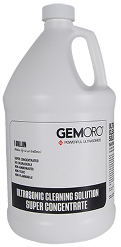 SOLUTION, GEMORO CLEANING 1gal T1 KES 0902