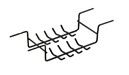 RING RACK, PLASTIC - SINGLE