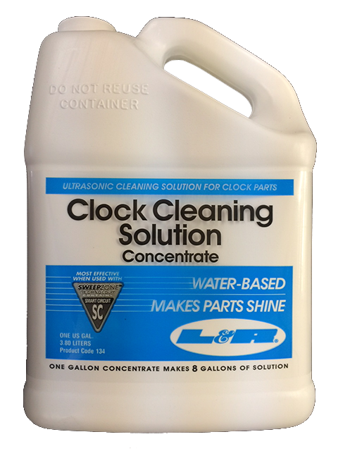 SOLUTION, CLOCK CLEANING S1 LR 00134