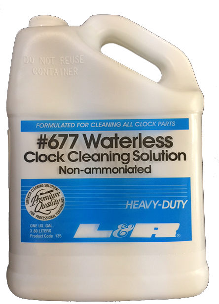 SOLUTION, #677 WATERLESS S1 LR 00135