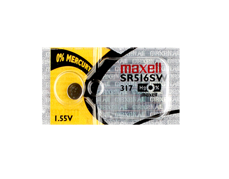 MAXELL TEAR STRIP (SR516SW) B8 317