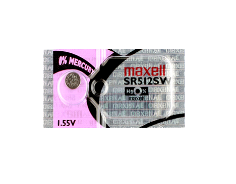 MAXELL TEAR STRIP (SR512SW) B8 335