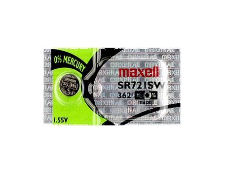 MAXELL TEAR STRIP (SR721SW) B8 362