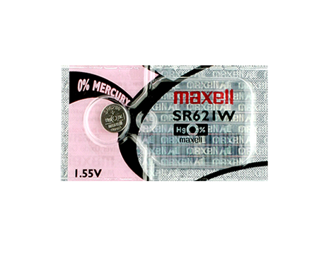MAXELL TEAR STRIP (SR621W) B8 363