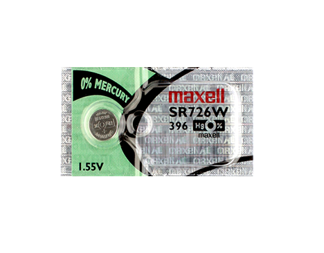 MAXELL TEAR STRIP (SR726W) B8 396