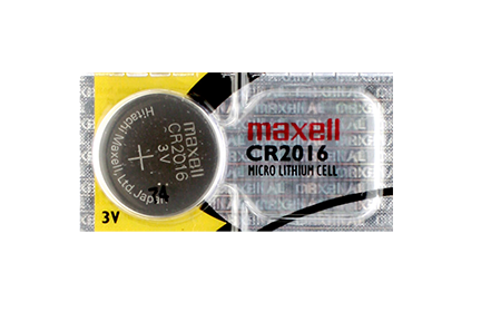 MAXELL LITHIUM BATTERY