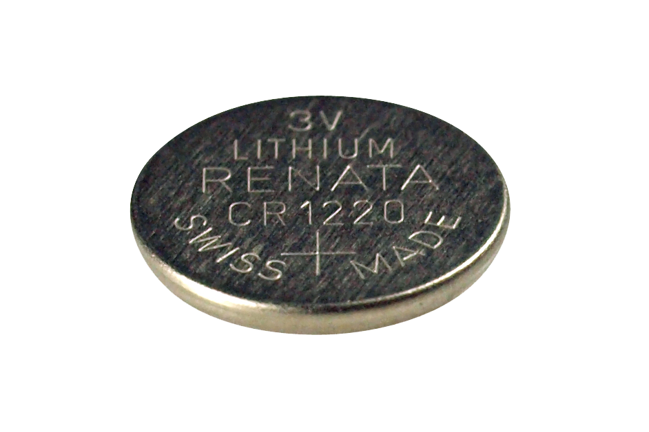RENATA LITHIUM BATTERY B2 CR1220
