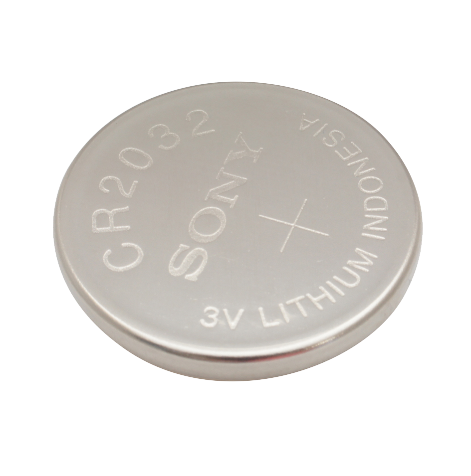 SONY LITHIUM BATTERY (220mAh) BS CR2032